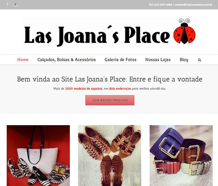 Site Las Joanas