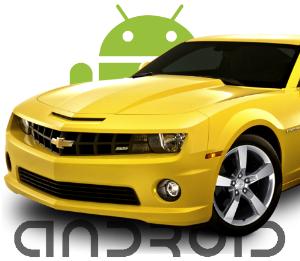 Android automóveis