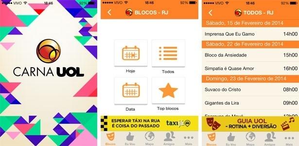 aplicativo carnauol