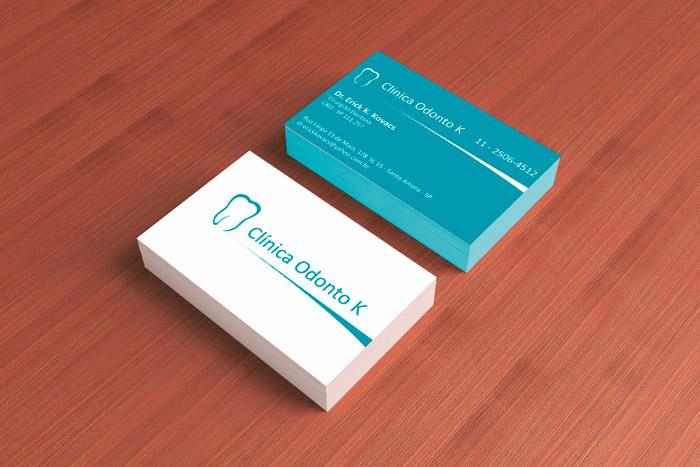 cartao de visita clinica