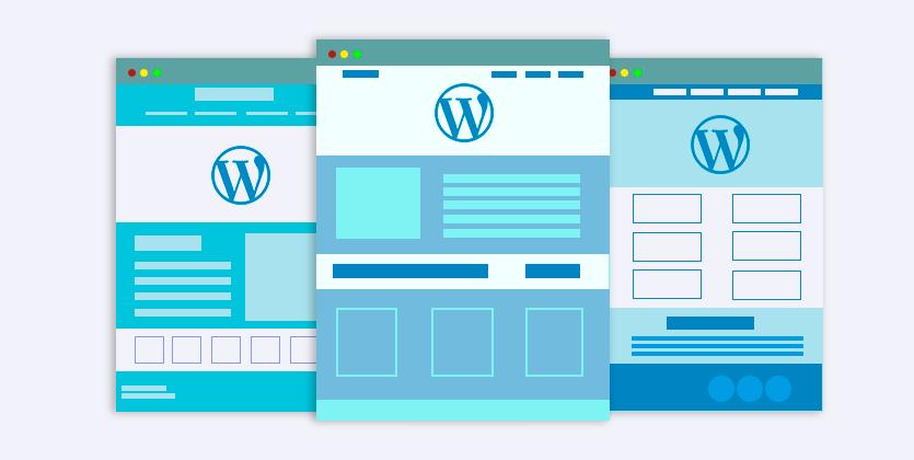 Escolher um Tema WordPress