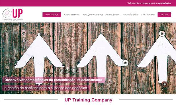 Site em WordPress - UPTC